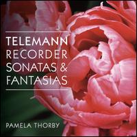 Telemann: Recorder Sonatas & Fantasias - Alison McGillivray (cello); Elizabeth Kenny (archlute); Elizabeth Kenny (guitar); Marcin Swiatkiewicz (organ);...