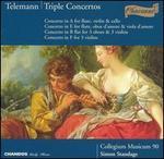 Telemann: Triple Concertos