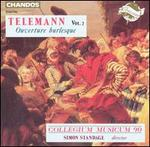 Telemann, Vol. 2: Ouverture burlesque