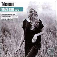 Telemann - Arte dei Suonatori; Aureliusz Golinski (violin); Bolette Roed (recorder); Ewa Golinska (violin); Reiko Ichise (viola da gamba)