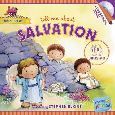 Tell Me about Salvation - Elkins, Stephen