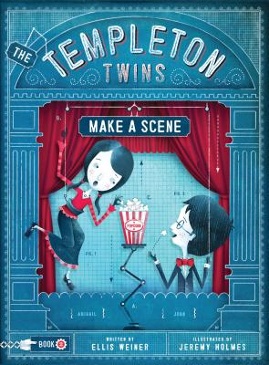 Templeton Twins Make a Scene : Book 2 - Weiner, Ellis