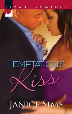 Temptation's Kiss - Sims, Janice
