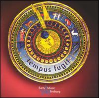 Tempus Fugit - Jutta Haaf (harp); Marc Lewon (lute); Regina Kabis (soprano); Spielleyt