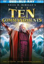 Ten Commandments [4 Discs] [Blu-ray] - Cecil B. DeMille