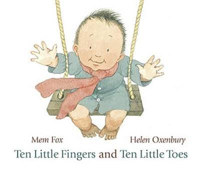 Ten Little Fingers and Ten Little Toes - Fox, Mem