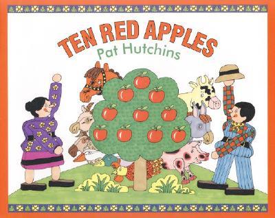 Ten Red Apples -