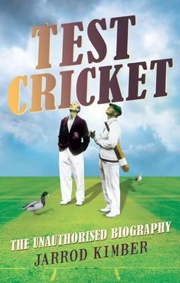 Test Cricket - Kimber, Jarrod