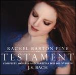 Testament: J.S. Bach - Complete Sonatas and Partitas for Solo Violin