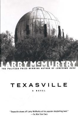 Texasville - McMurtry, Larry, and Mc Murtry