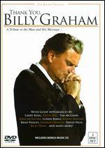 Thank You, Billy Graham [2 Discs] [DVD/CD]