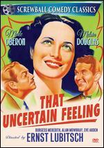 That Uncertain Feeling - Ernst Lubitsch