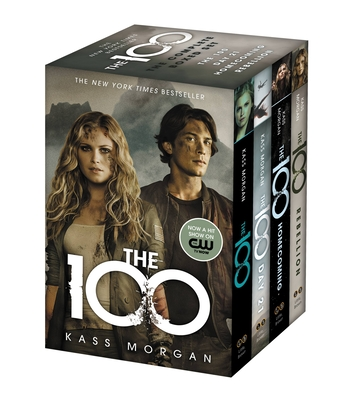 The 100 Complete Boxed Set - Morgan, Kass