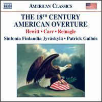 The 18th Century American Overture - Jyväskylä Sinfonia; Patrick Gallois (conductor)
