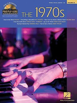 The 1970s: Piano Play-Along Volume 58 - Hal Leonard Publishing Corporation (Creator)