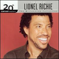 The 20th Century Masters - The Millennium Collection: The Best of Lionel Richie - Lionel Richie