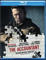 The Accountant [Blu-ray]
