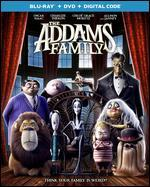 The Addams Family [Includes Digital Copy] [Blu-ray/DVD]