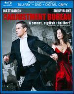 The Adjustment Bureau [2 Discs] [Blu-ray/DVD] - George Nolfi