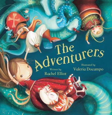 The Adventurers - Elliot, Rachel