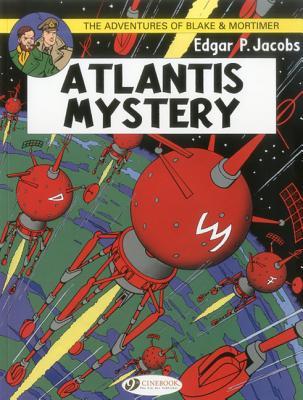 The Adventures of Blake and Mortimer: Atlantis Mystery v. 12 -