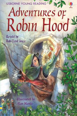 The Adventures of Robin Hood - Jones, Rob Lloyd