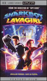 The Adventures of Sharkboy and Lavagirl [UMD]