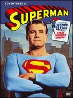 The Adventures of Superman: The Complete Second Season [5 Discs]