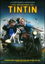 The Adventures of Tintin [Includes Digital Copy] [UltraViolet] - Steven Spielberg
