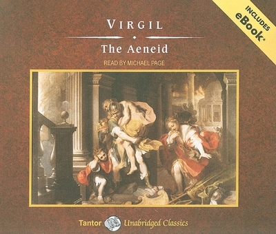 The Aeneid - Virgil, and Page, Michael (Read by)