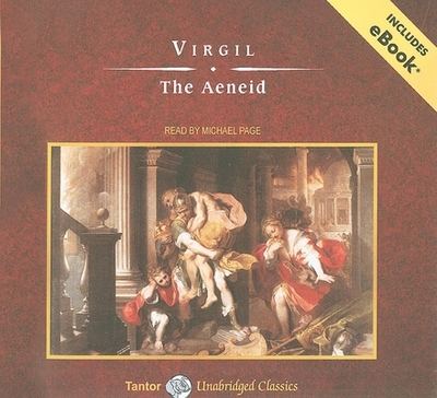 The Aeneid - Virgil, and Page, Michael, Dr. (Narrator)