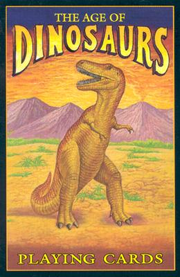 The Age of Dinosaurs Playing Cards - U S Games Systems (Manufactured by)