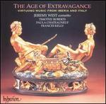The Age of Extravagance - Frances Kelly (double harp); Jeremy West (cornet); Paula Chateauneuf (chitarrone); Timothy Roberts (organ);...