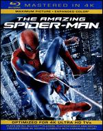 The Amazing Spider-Man [Includes Digital Copy] [UltraViolet] [Blu-ray] - Marc Webb