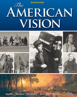 The american vision book by joyce appleby alan brinkley prof cash for textbooks textbook buyback fandeluxe Choice Image