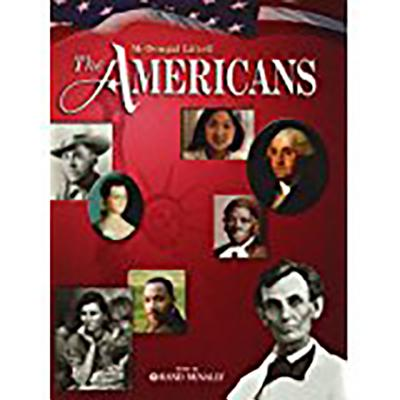 The Americans: Student Edition 2009 - McDougal Littel (Prepared for publication by)