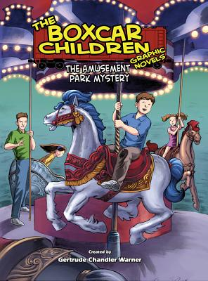 The Amusement Park Mystery - Warner, Gertrude Chandler (Creator)