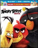 The Angry Birds Movie [Includes Digital Copy] [Blu-ray/DVD]
