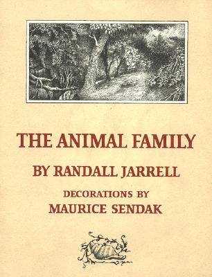 The Animal Family - Jarrell, Randall