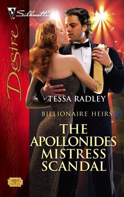 The Apollonides Mistress Scandal - Radley, Tessa