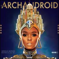 The ArchAndroid - Janelle Mon�e