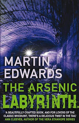 The Arsenic Labyrinth - Edwards, Martin