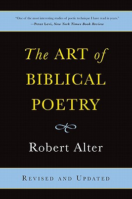 The Art of Biblical Poetry - Alter, Robert