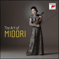 The Art of Midori - Christoph Eschenbach (piano); Midori (violin); Natalie Tal Glaser (harp); Nobuko Imai (viola); Robert McDonald (piano)