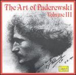 The Art of Paderewski