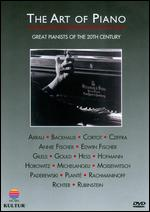 The Art of Piano: Great Pianists of the 20th Century - Donald Sturrock