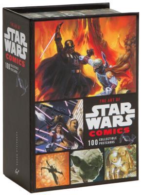 The Art of Star Wars Comics: 100 Collectible Postcards - Ltd Lucasfilm