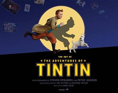 The Art of The Adventures of Tintin -