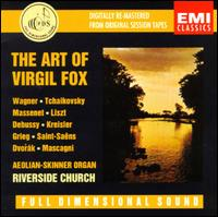 The Art Of Virgil Fox - Virgil Fox (organ)