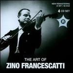 The Art of Zino Francescatti